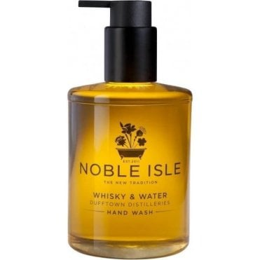 Whisky & Water Hand Wash 250ml