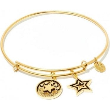 Friend & Family Goddaughter Expandable Bangle