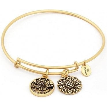 Thinking Of You Best Friend Expandable Bangle
