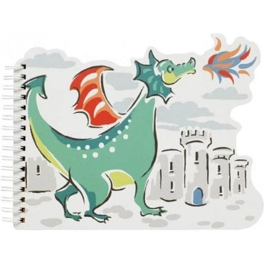 Dragons Novelty Note Pad