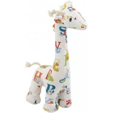 Animal Alphabet Baby Giraffe