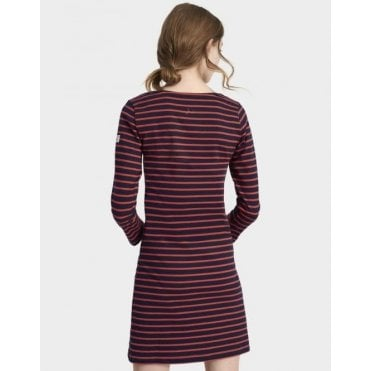Ladies Riviera Dress with 3/4 Sleeve