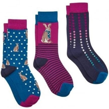 Brill Bamboo Ankle Sock Set