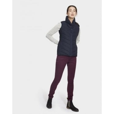 Larkhill Collared Padded Gilet
