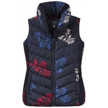 Ladies Larkhill Collared Padded Gilet