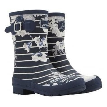 Ladies Molly Printed Short Welly