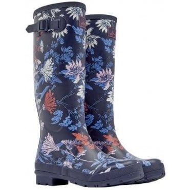 Ladies Printed Welly