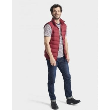 Mens Lightweight Go To Gilet