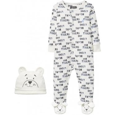 Baby Pride Babygrow And Hat Set