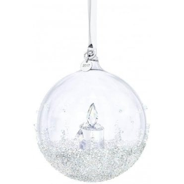 Limited Edition Christmas Ball 2017 Ornament