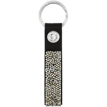 Glam Rock Keyring in Black