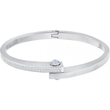 Get Narrow Bangle in Stainless Steel