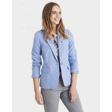 Lizbeth Tweed Blazer