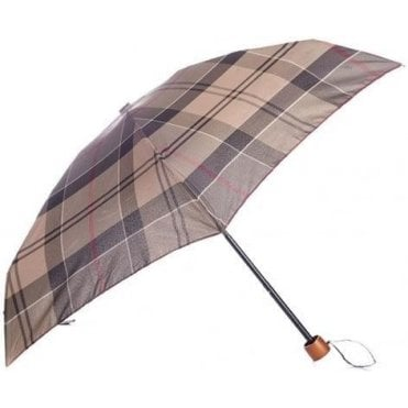 Tartan Handbag Umbrella LAC0084