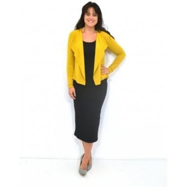 Irassa Fitted Long Sleeved Cardigan