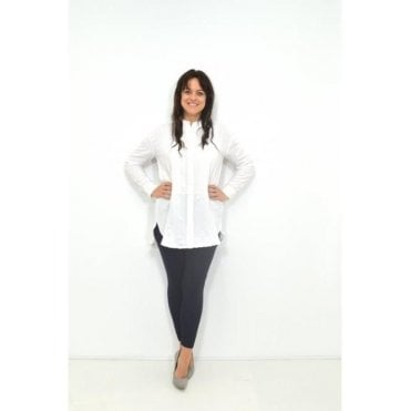 Inani Long Sleeved Straight Blouse