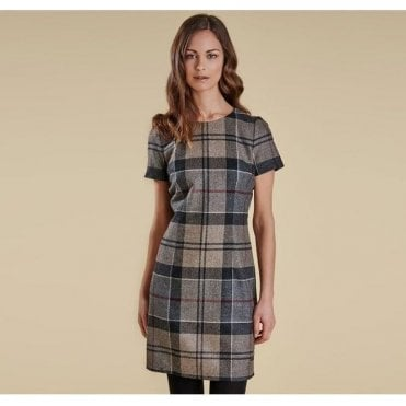 Women's Dee Tartan Dress