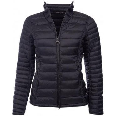 Women's Clyde Short Baffle Quilted Jacket LQU0677
