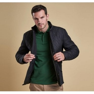 Powell Quilted Jacket MQU0281
