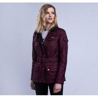 Women's International Polar Quilted Jacket