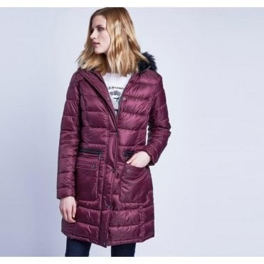 Women's International Dunnet Quilted Jacket