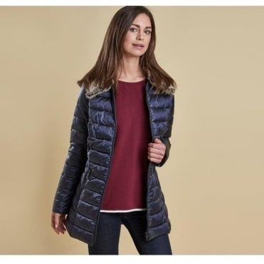 Womens Munro Quilted Jacket