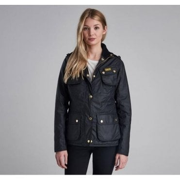 Women's International Fins Waxed Jacket