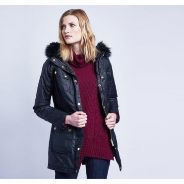 Womens International Mallory Wax Jacket