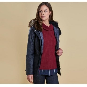 Women's Ellen Waxed Jacket