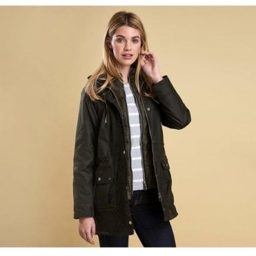 Women's Seaton Waxed Jacket