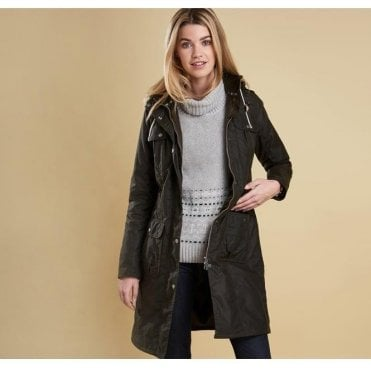 Womens Winterton Waxed Jacket
