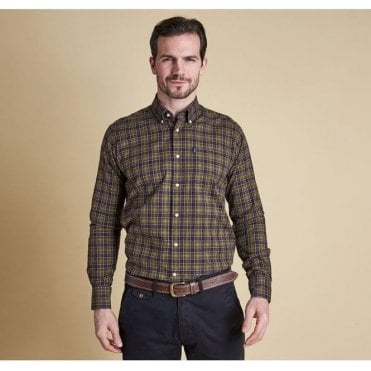 Mens Malcolm Tailored Shirt
