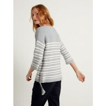 Cliff Stripe Jumper