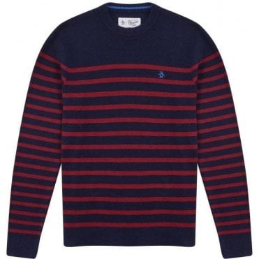Men's Cotton Breton Sweater