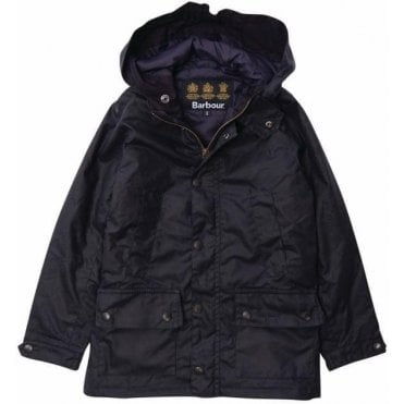 Boy's Trail Waxed Jacket