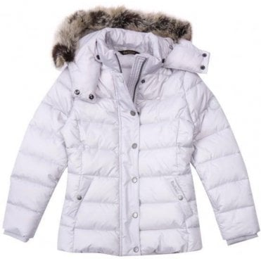Girl's Shipper Quilted Jacket