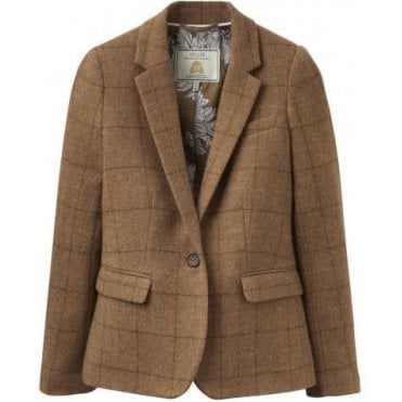 Ladies Horatia Tweed Jacket