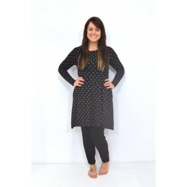 Godivis A-Shaped Long Sleeved Tunic