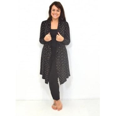 Irma Fitted Long Sleeved Cardigan