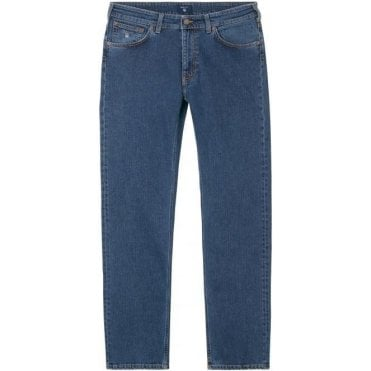 Men's Regular Straight Jean
