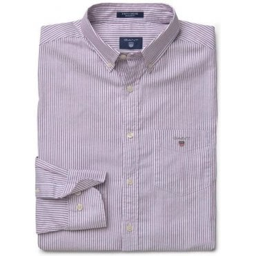 Men's Stretch Oxford Stripe Shirt