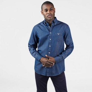 The Indigo Shirt