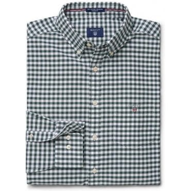 The Oxford Gingham Shirt