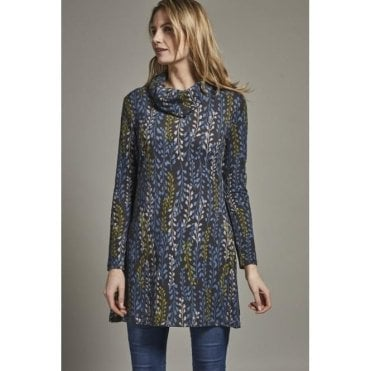 Women's Winkleigh Tunic Trailing Leaf