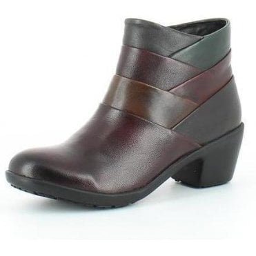 Atlanta Ladies Ankle Boots