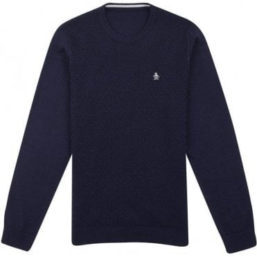 Men's Italian Merino Sweater