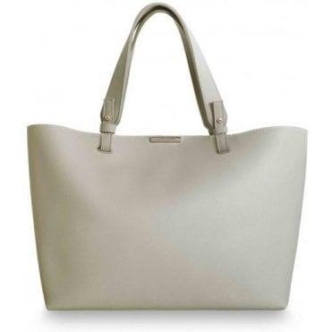 Piper Soft Stone Tote Bag