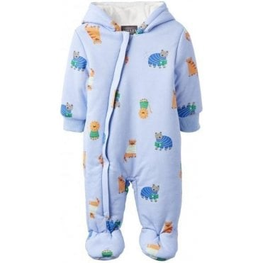 Baby Snugg Jersey Pramsuit