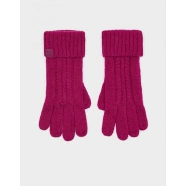 Ladies Clark Knitted Gloves