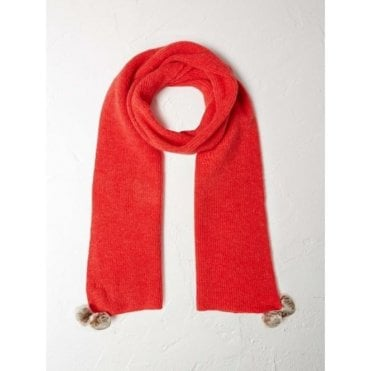 Riley Ribbed Scarf